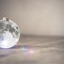 freetoedit christmas ornament edited interesting
