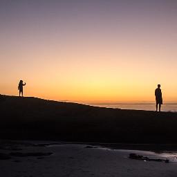 freetoedit sunset capetown southafrica