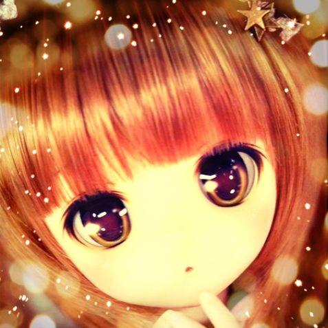#doll,#cute,#bokeh,#avatar