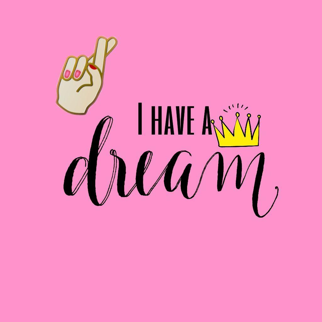 #FreeToEdit  #dream  #ihaveadream  #crown