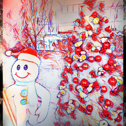 memories christmas sketchyeffect sketchymagiceffect funtimes