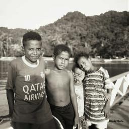 papua indonesia blackandwhite crome travel