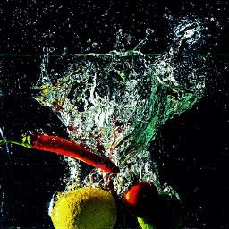 dropwater foodpic goldenhour