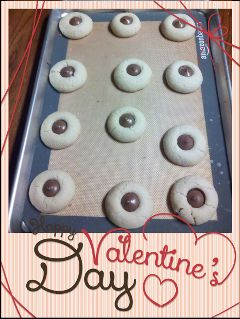freetoedit shortbreadcookies happyvalintinesday