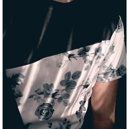 selfie selfportrait roses flowers sunshine freetoedit