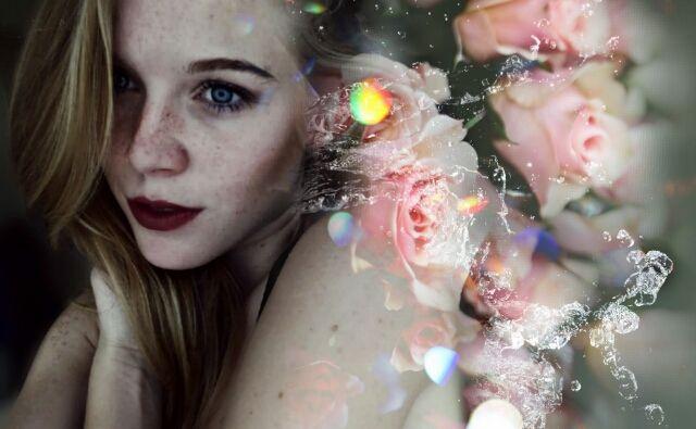 freetoedit beauty girlflower splash remixed