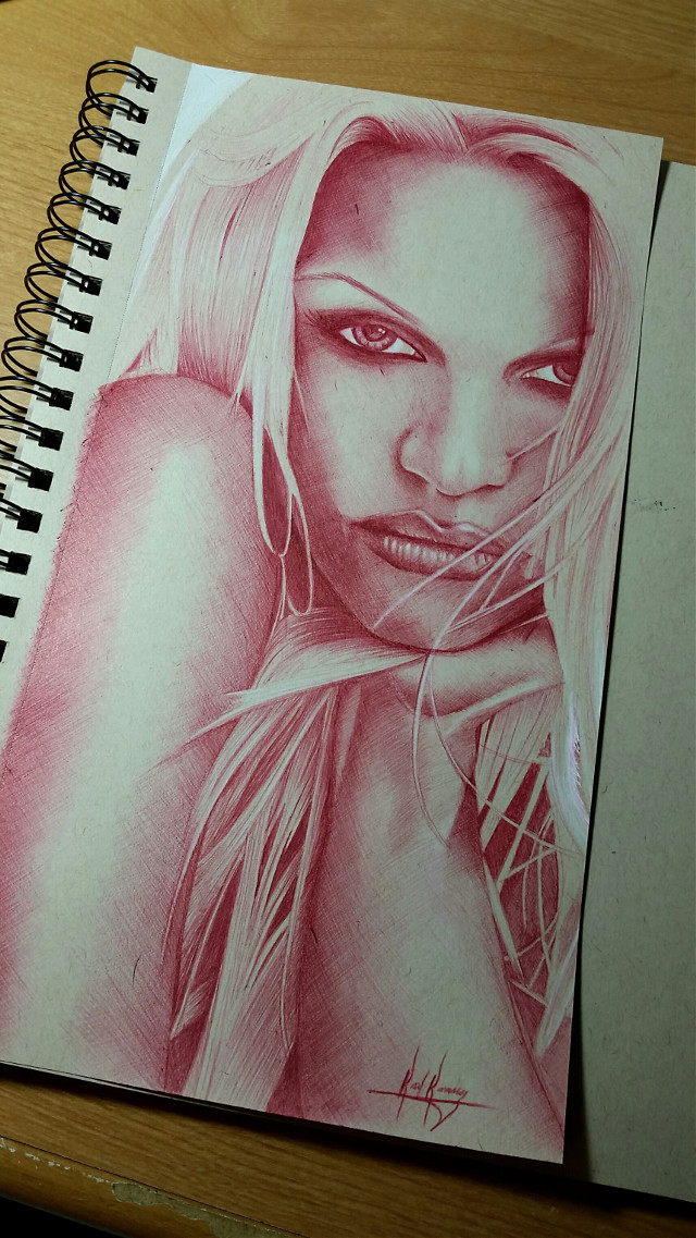 My latest drawing with pen  #people  #drawing  #artistic  #creative  #artwork  #art  #pendrawing