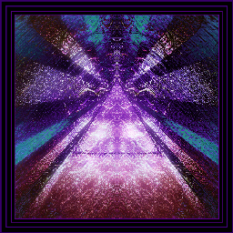 freetoedit abstract face awakening triangle