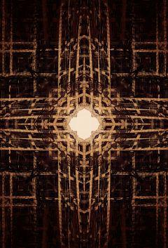 building abstract geometry geometric mandala