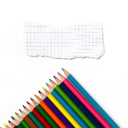 freetoedit pencils colors craft paper