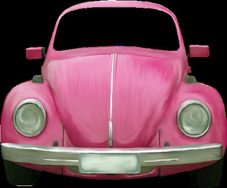 #FreeToEdit #ftestickers #pink #volkswagen