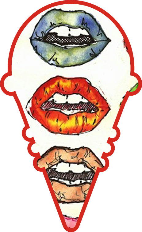 #mouth #lips #icecream #colors #food