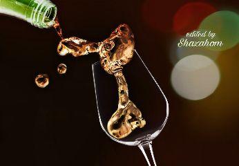 shazahom1 drink cold glass slowmotion